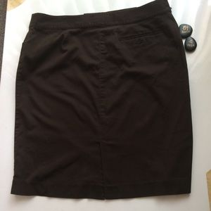 Lauren Ralph Lauren Skirts - Lauren by Ralph Lauren Side Buckle Skirt Size 18